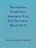 MacArthur Competence Assessment Tool for Treatment (MacCAT-T)