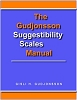 Gudjonsson Suggestibility Scales