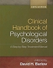 Clinical Handbook of Psychological Disorders (Fifth Edition) - CE Program (Book & Test) - 35 Credits