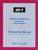 Multiaxial Diagnostic Inventory - Revised (MDI-R)