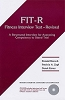 Fitness Interview Test - Revised (FIT-R): A Structured Interview for Assessing Competency to Stand Trial (Spiralbound Manual w/CD-ROM)