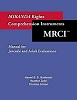 Miranda Rights Comprehension Instruments (MRCI)