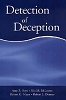 Detection of Deception - ONLINE COURSE (Complete Program*) - 12 CE Credits/Hours