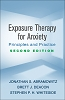 Exposure Therapy for Anxiety (Second Edition) - CE Program (BOOK & TEST) - 25 Credits/Hours